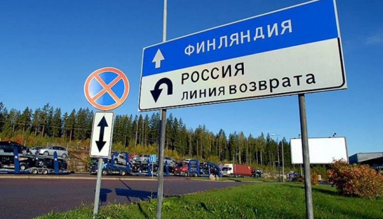 Финляндия несобирается возводить стену награнице сРоссией