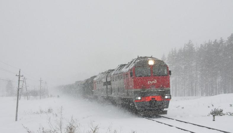 Дополнительные поезда пустят вовремя новогодних каникул