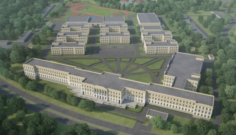 Минобороны объявило набор впрезидентское кадетское училище