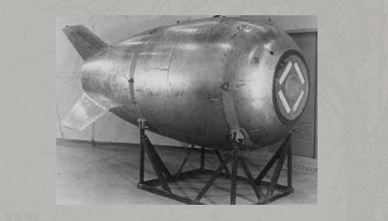 Канадский дайвер, может быть, отыскал потерянную больше 60 лет назад американскую атомную бомбу