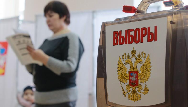 Россия получила ноту от Киева о невозможности проведения выборов в Госдуму