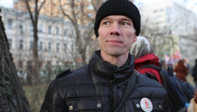 Ильдару Дадину вызвали мед. работников навстрече ссотрудником аппарата омбудсмена Карелии