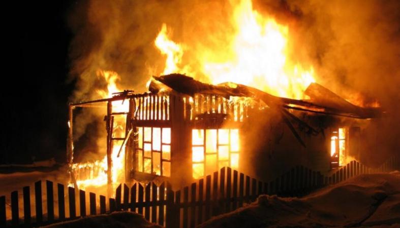 Молодой житель Петрозаводска сгорел вместе с дачей