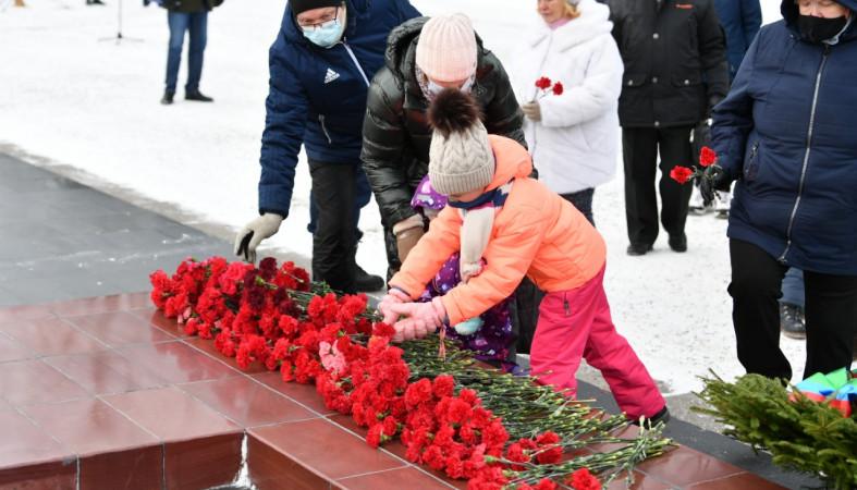 День защитника Отечества отметили в Карелии