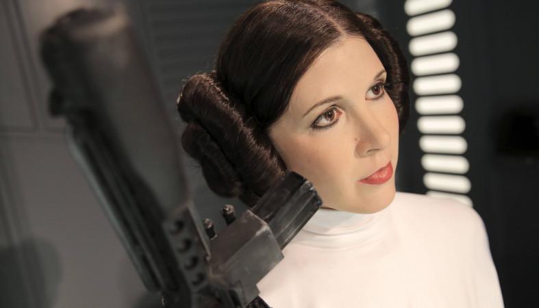 Принцессы Леи: В «Звездные войны» могут включить цифровой образ Кэрри Фишер