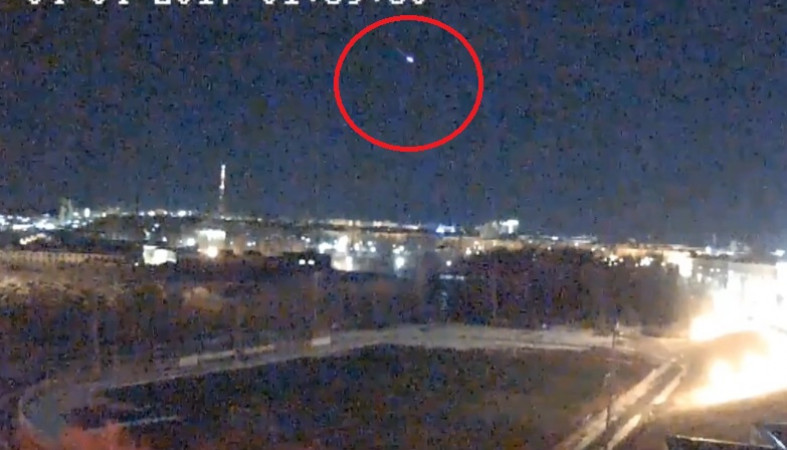 Сгоревший внебе метеор напугал жителей Петрозаводска