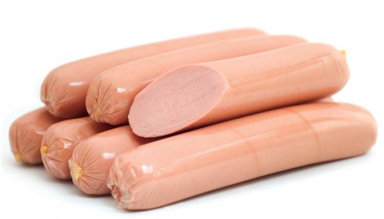 В известных молочных сосисках выявлены антибиотики