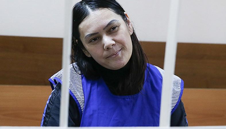 В столице России суд намесяц продлил срок ареста для няни-убийцы Бобокуловой