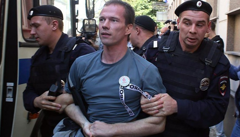 ФСИН опровергла сообщения опытках Дадина