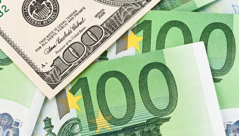 курс евро в банках онлайн