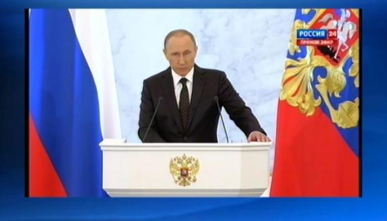 СМИ: Путин сделал жесткое заявление о судебной системе России