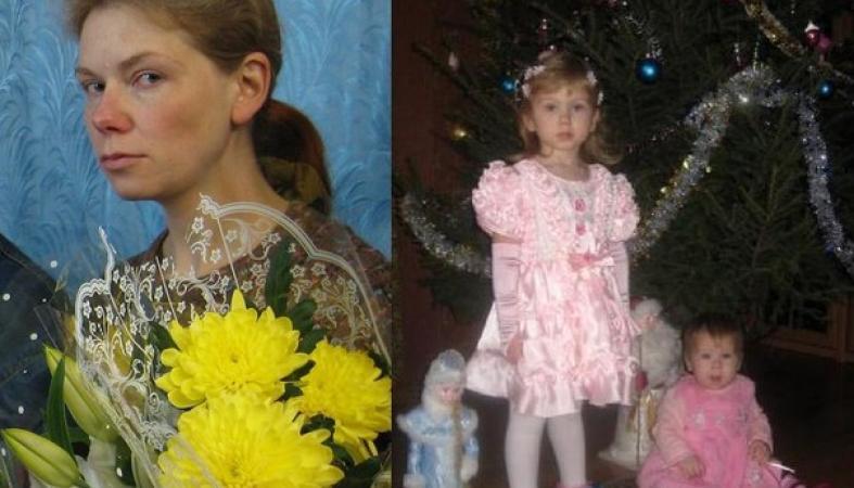 Женщина похитила двоих детей и скрылась (фото)
