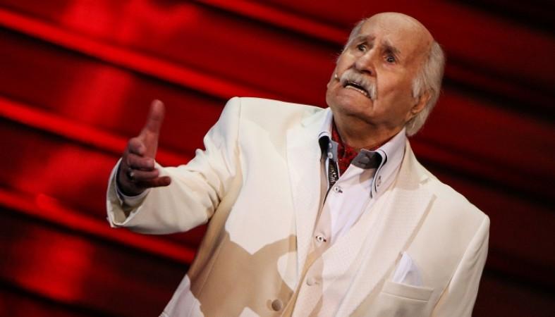 Владимир Зельдин отметит 101-й день рождения «Танцами с учителем»