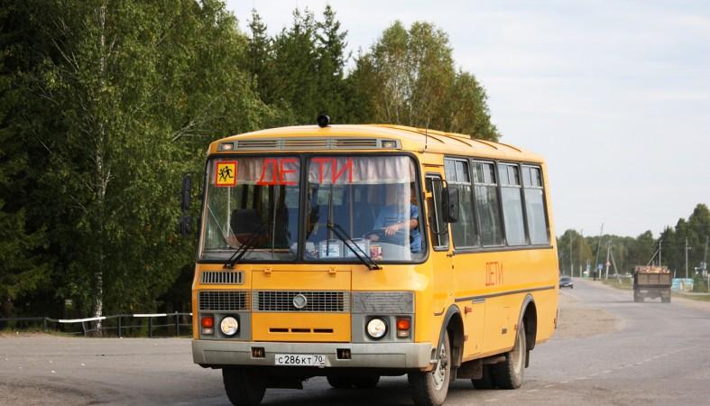 Шофёр школьного автобуса вКарелии сел заруль нетрезвым