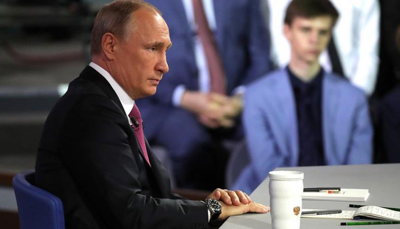 Путин: Задача поликвидации аварийного жилья почти решена