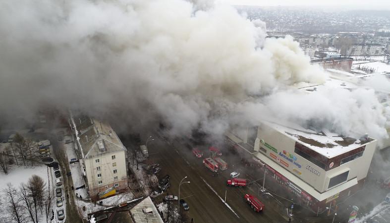 Image result for Число жертв пожара в Кемерове увеличилось до 55 человек
