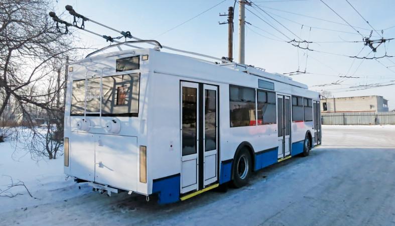 С1января подорожала стоимость проезда втроллейбусах Петрозаводска