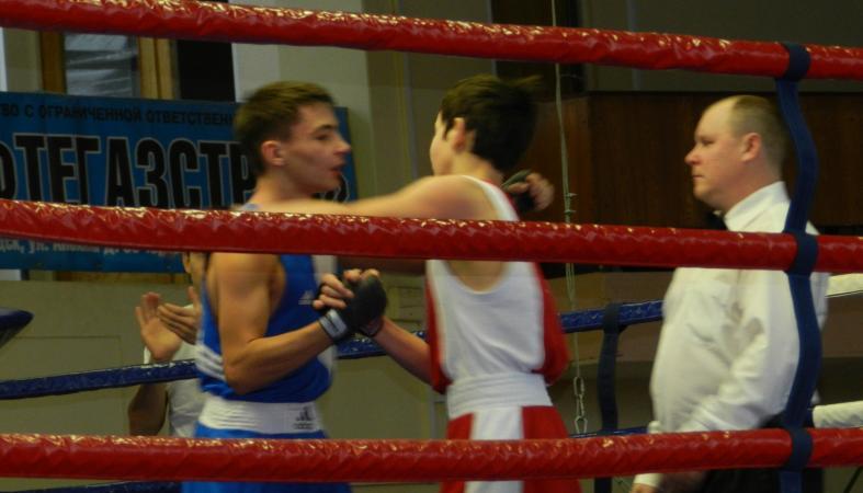 В Карелии определились сильнейшие боксеры