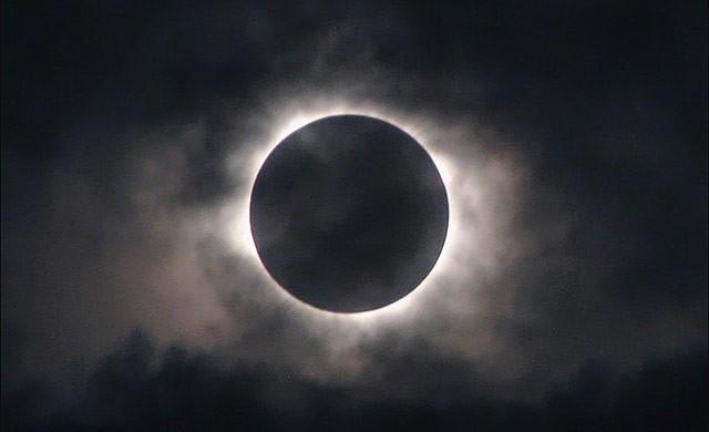 Частичное лунное затмение увидят сибиряки всубботу