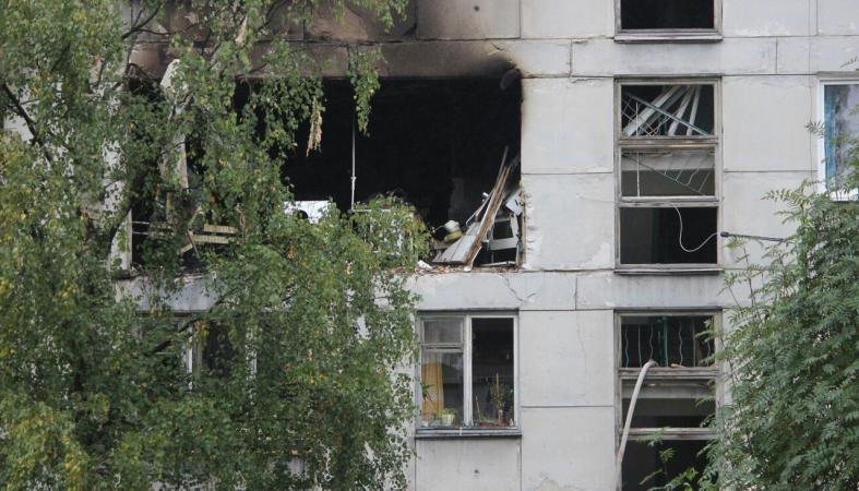 В мэрии Петрозаводска опасаются нового взрыва газа