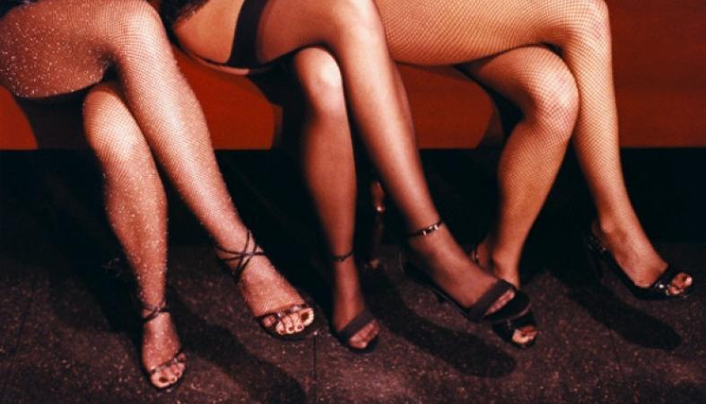 Организаторы секс услуг