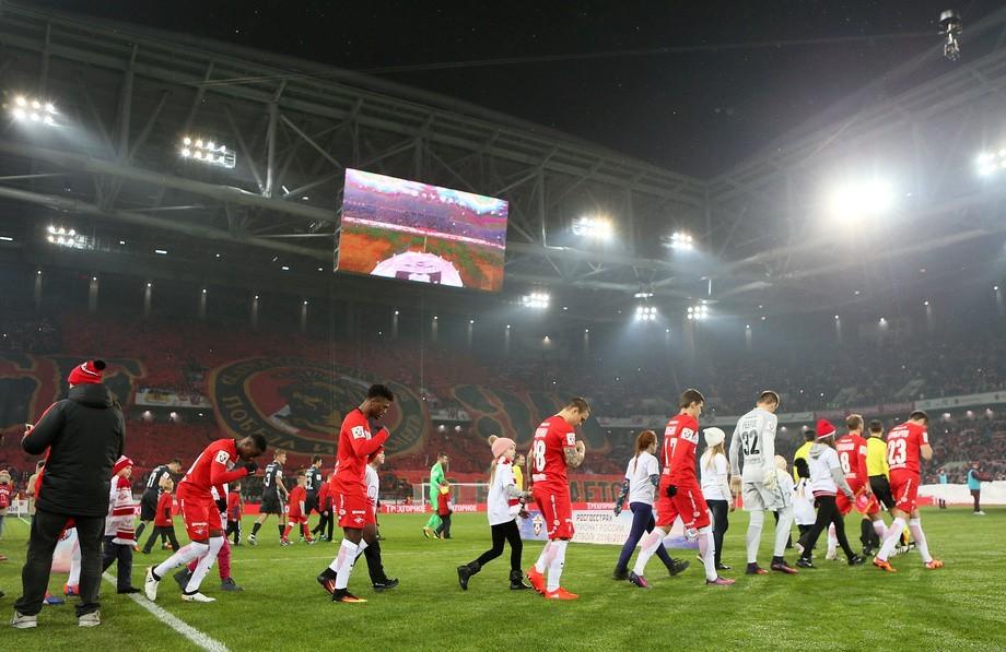 «Спартак» разгромил ЦСКА срезультатом 3:1