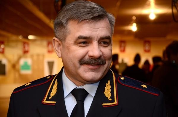 Путин сократил смосковской должности прежнего начальника УМВД вКалининграде
