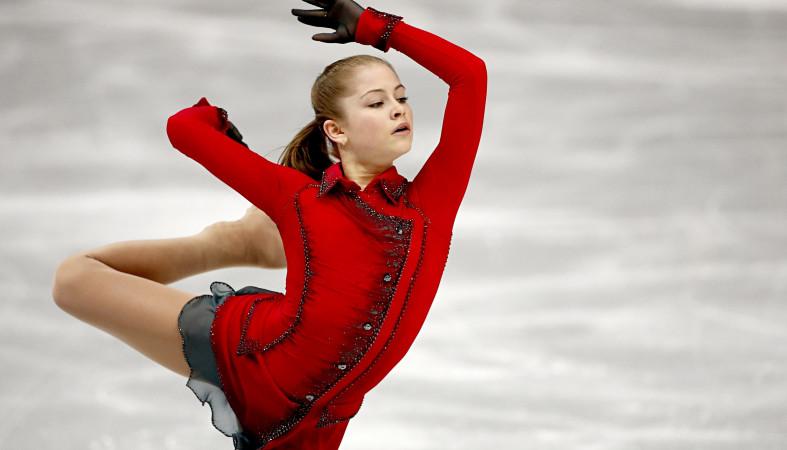 Юлия Липницкая пропустит чемпионат Российской Федерации из-за травмы
