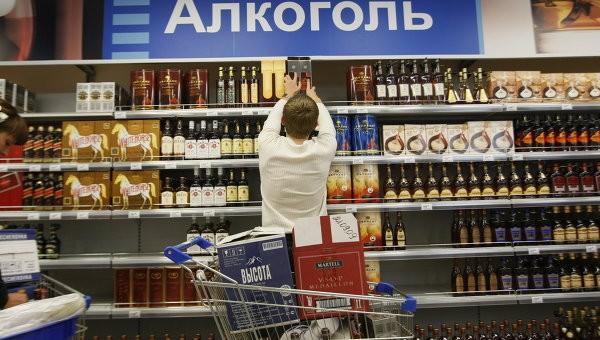 В Российской Федерации могут разрешить торговлю спиртом рядом сошколами ибольницами