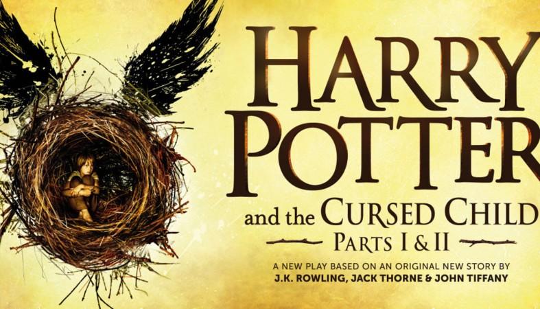 Пьеса «Гарри Поттер иПроклятое дитя» возглавляет французский список бестселлеров