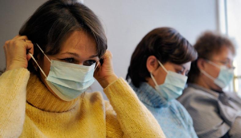 Роспотребнадзор: уровень заболеваемости ОРВИ вТомске выше эпидпорога на3,8%