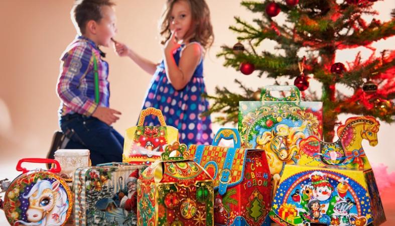 Какие Несладкие подарки вы дарили ребяткам на Н.г. в садике