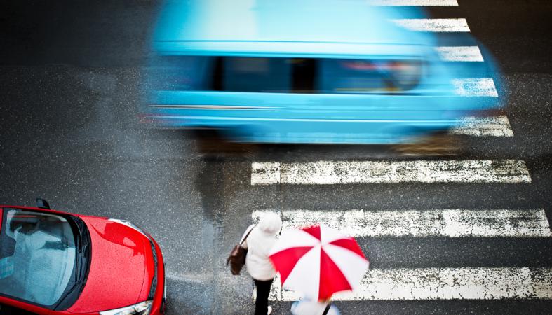 Финского олигарха оштрафовали на77тыс.евро занепропуск пешехода
