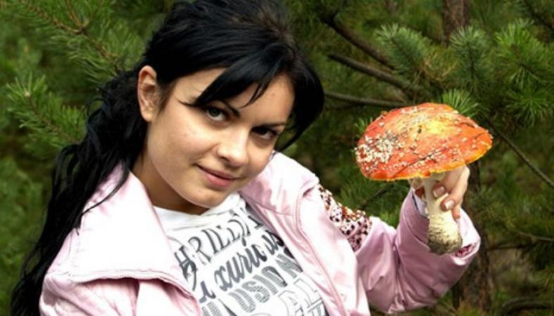 съедобные грибы карелии фото