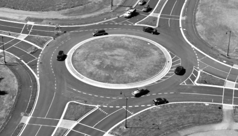 ВМВД представили новые правила кругового движения