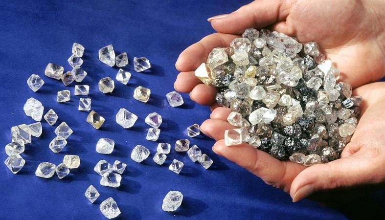 Под Землей находится больше квадриллиона тонн алмазов— Ученые