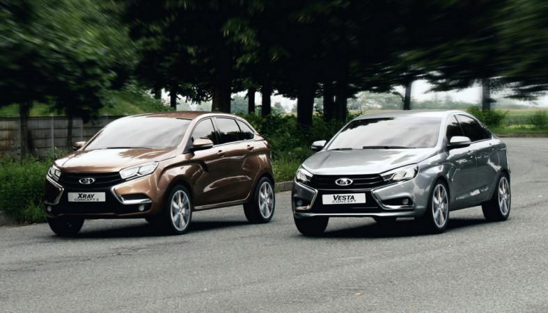 Lada Vesta и XRay отзывают из-за возможной утечки топлива   Daily-Motor.Ru