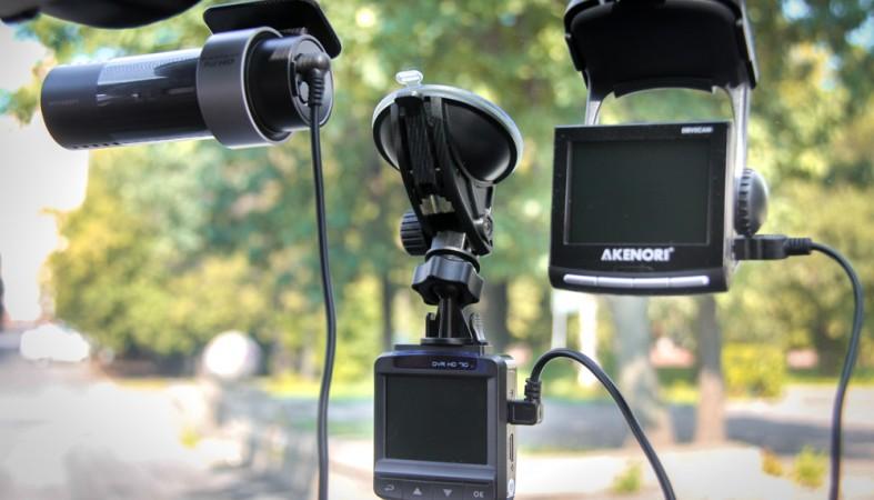 Запись видеорегистратора может стать доказательством в суде