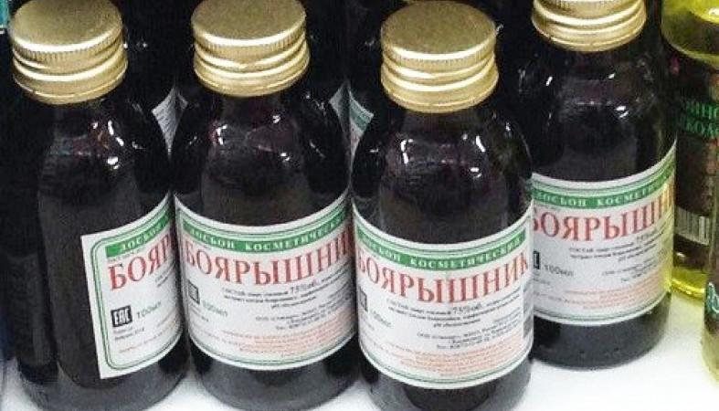 ВРФ сконца декабря арестовали 500 000 единиц спиртосодержащих средств
