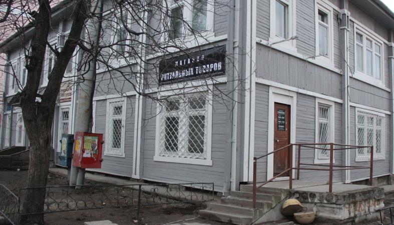 Удивительная торговая точка открылась на главной улице Петрозаводска