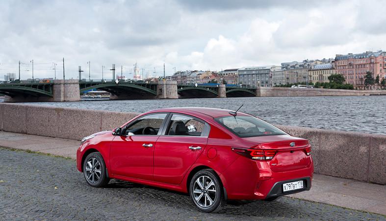 Назван самый известный автомобиль в РФ в минувшем году