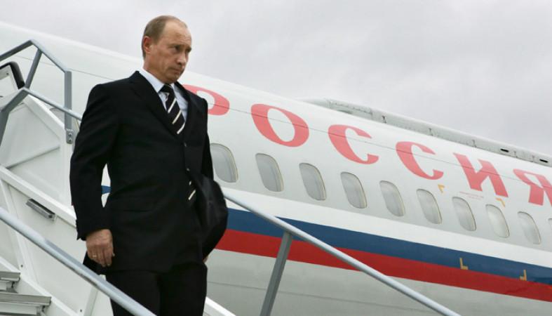 Путин протестировал браслет поизмерению уровня стресса