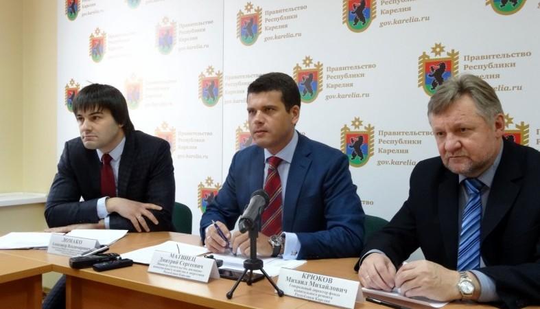 Дмитрий Матвиец Александр Ломако Михаил Крюков
