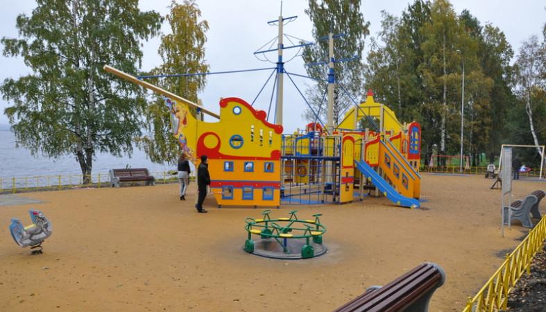 Содержание детских площадок санпин