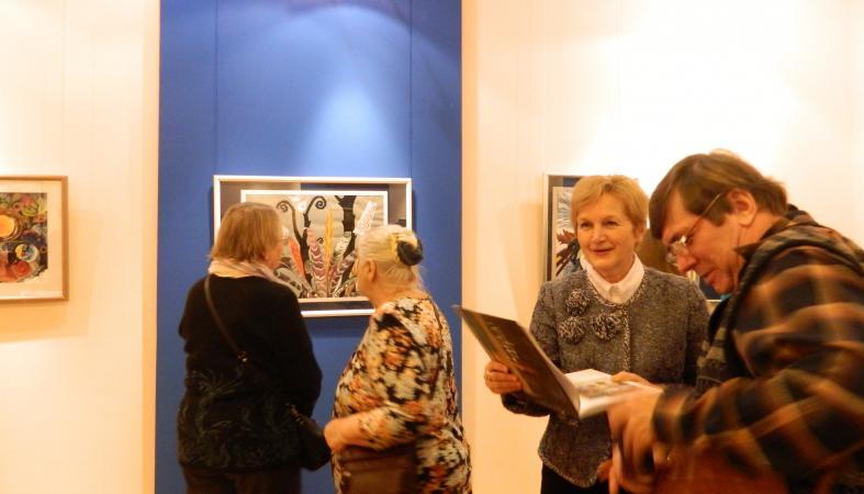 Музей изобразительных искусств предлагает таблетку от хандры