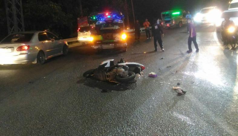 ВТаиланде двое граждан России  погибли вДТП— CМИ