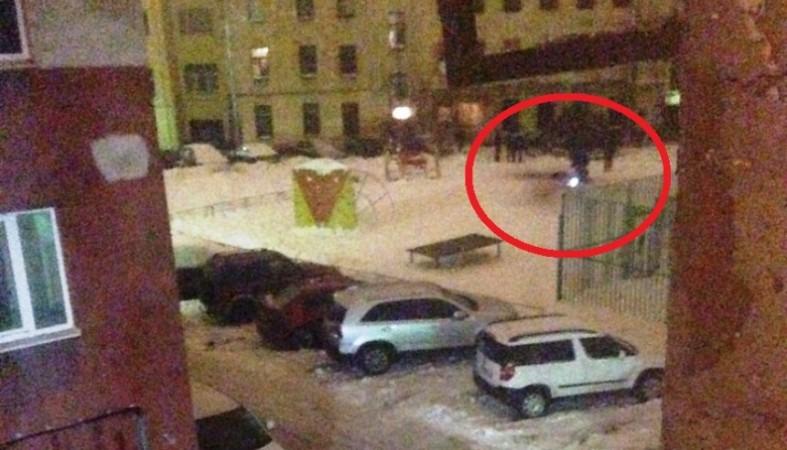 Наулице Константина Заслонова мужчина подорвал себя гранатой