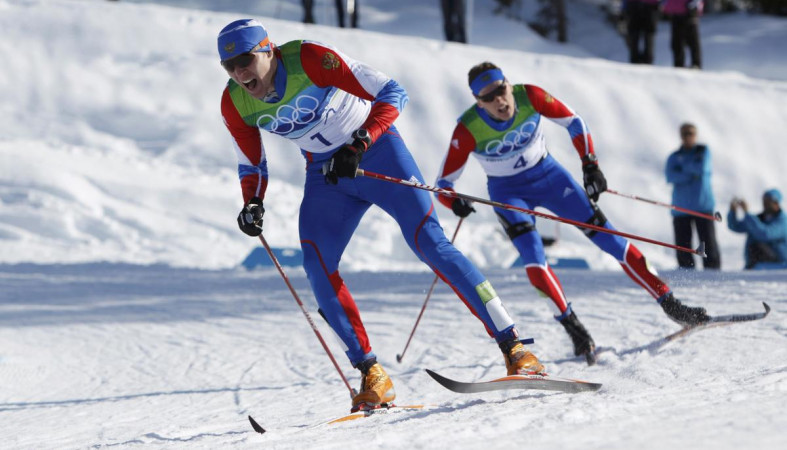 Русские лыжники будут выступать наОлимпиаде вПхёнчхане
