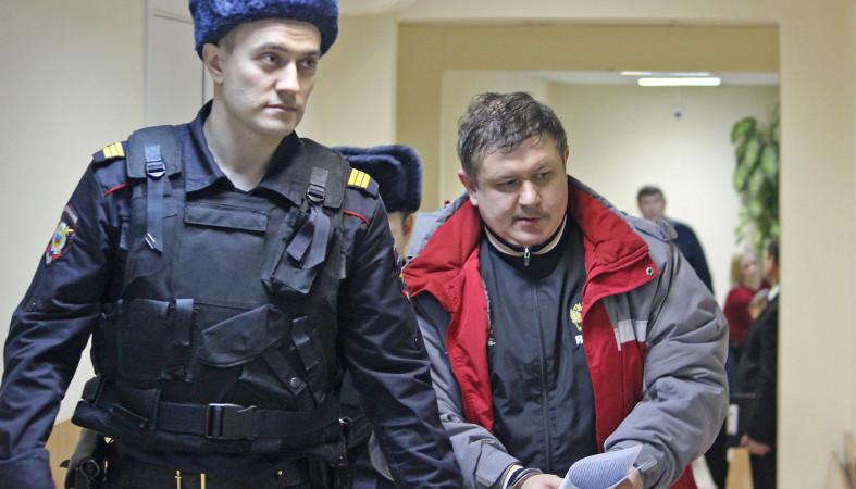 Нелидов приговорен кгодам 8 годам колонии строгого режима