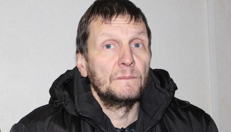 Житель Карелии объявил голодовку